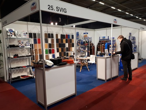 ASWS stand